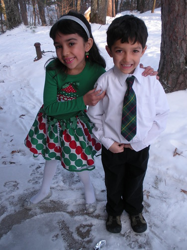 Christmas Outfits 2011