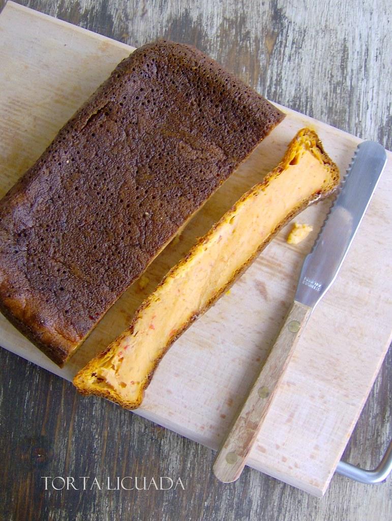 Torta licuada