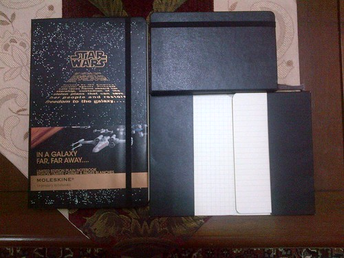 Moleskine for 2012 by Adibi
