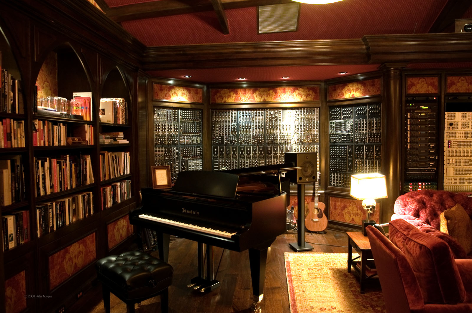 Hans zimmer 39 s studio flickr photo sharing for Hans zimmer house