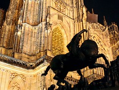 St. Vitus Cathedral in Gold, Prague
