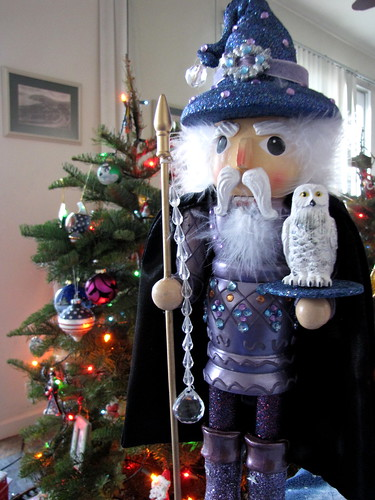 Dumbledore Nutcracker
