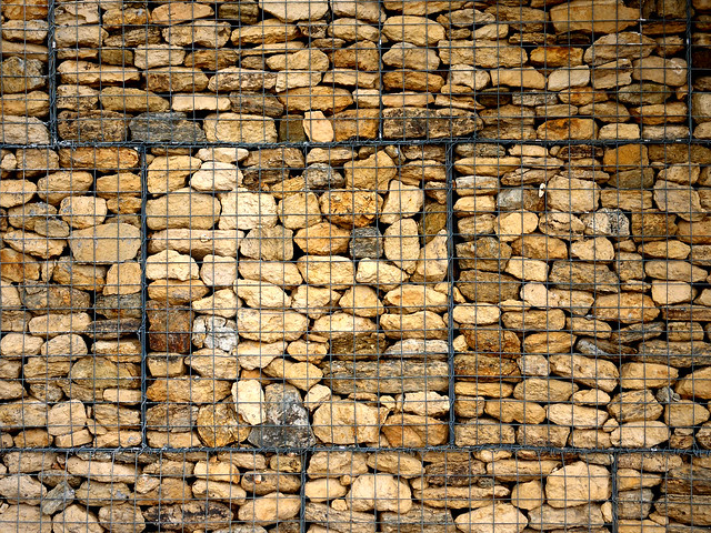 Gabion Retaining Wall Flickr Photo Sharing