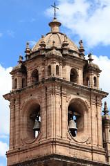 Iglesia belfry
