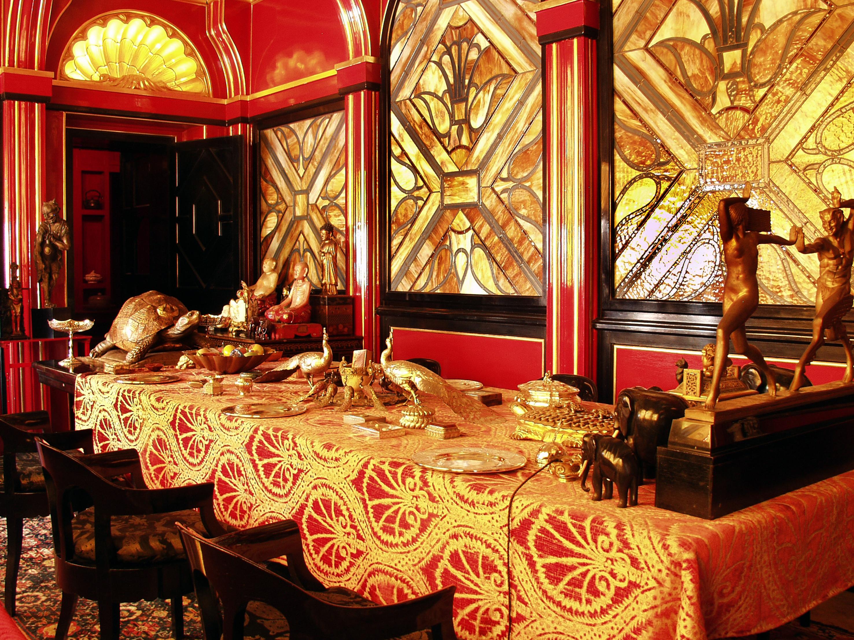 The Room Of The Cheli (Stanza Della Cheli) #B78C14 2953 2214 Sala Da Pranzo Vintage