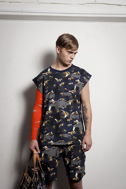 Tom Lander0012_hummel-H 2012 SS Collection(changefashion)