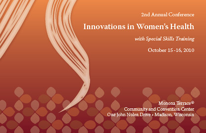 Innovations in Women's Health brochure