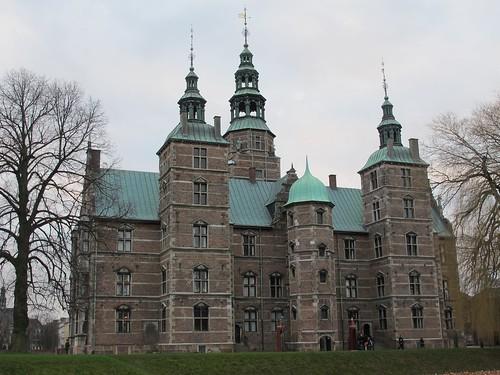 Rosenborg Slot, København, Danmark