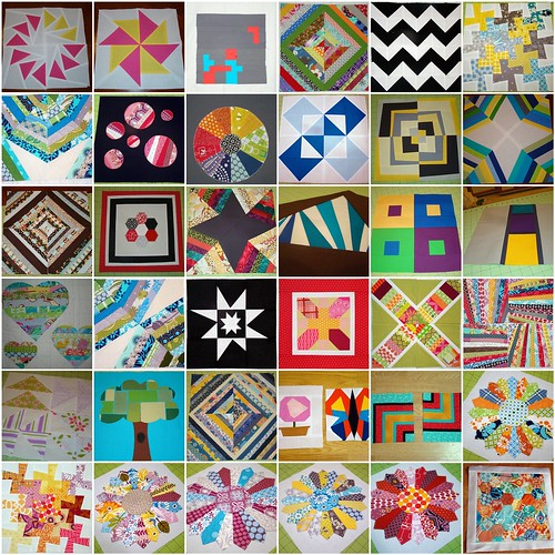 2011 bee blocks