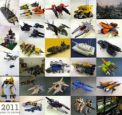 2011: Year in LEGO