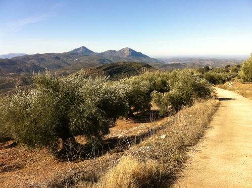 Vista desde Chircales
