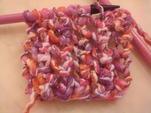 Patti's scarf
