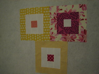 3 blocks for Meg, December Beehive