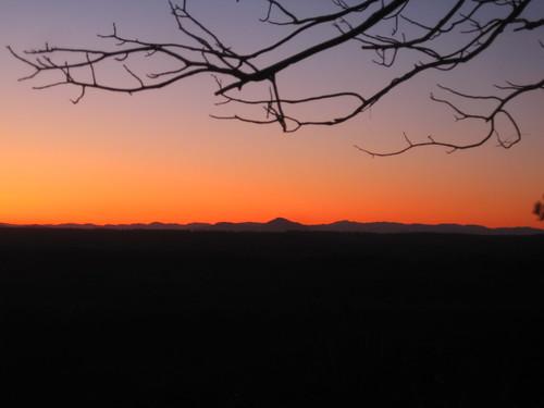sunset ga geotagged us unitedstates crepusculo blueridgemountains blueridge northgeorgia toccoa northerngeorgia curraheemountain