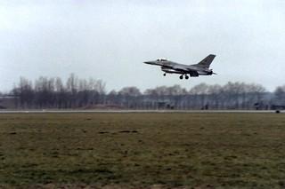 F16 Spring 1984 Volkel AB, Netherlands