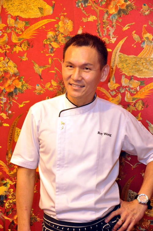 chef roy wong