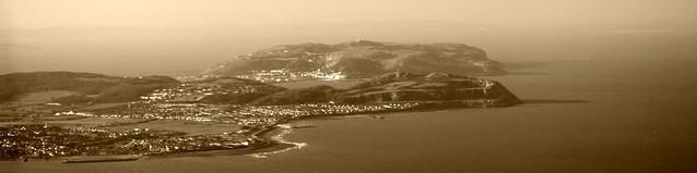 Llandudno, from Colwyn Bay