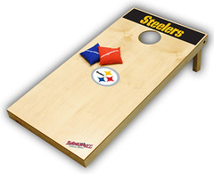 Pittsburgh Steelers Cornhole Boards XL