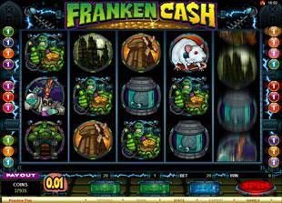 Franken Cash Slot Machine