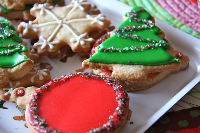 my Christmas cookies - II