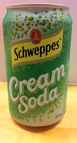 Schweppes - Cream Soda 1 by softdrinkblog