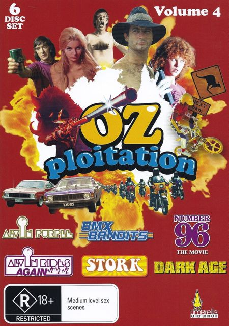 Ozploitation volume 4 DVD set