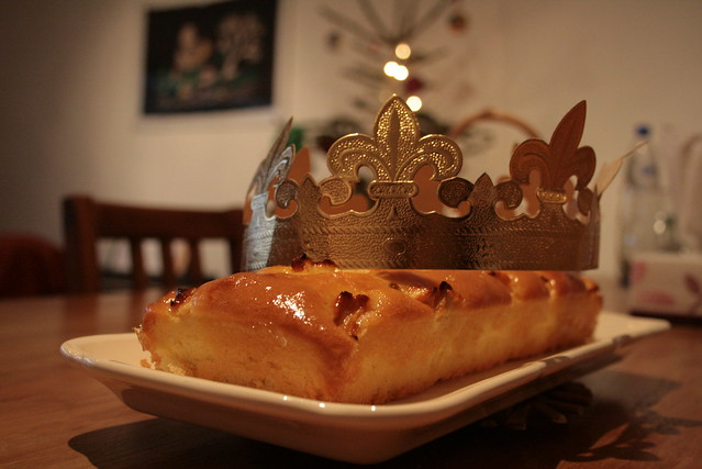 Epiphany cake | Trinket inside | By: jepoirrier | Flickr - Photo ...