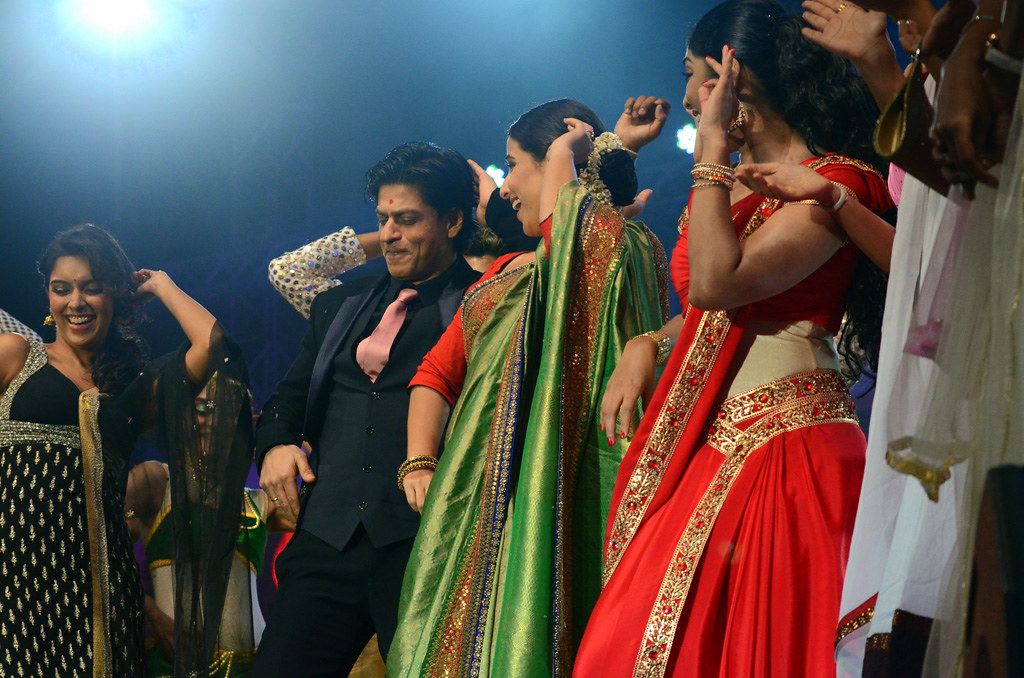 Malayalam Actresses With Sharukh Khan