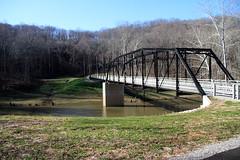Portersville Bridge, looking to the Mainland