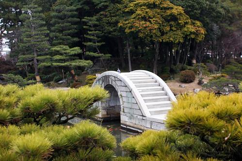 Shukkeien Puente
