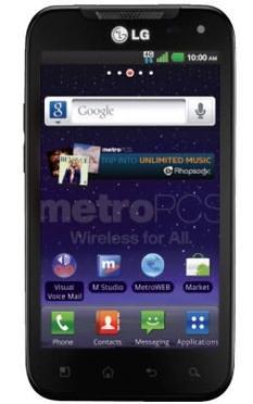 MetroPCS LG Connect 4G