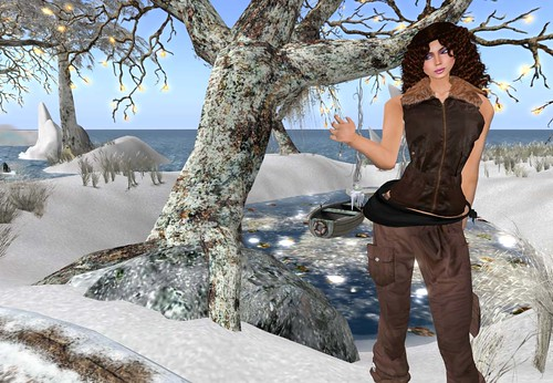 Freedo.0m - Anna Outfit by Cherokeeh Asteria