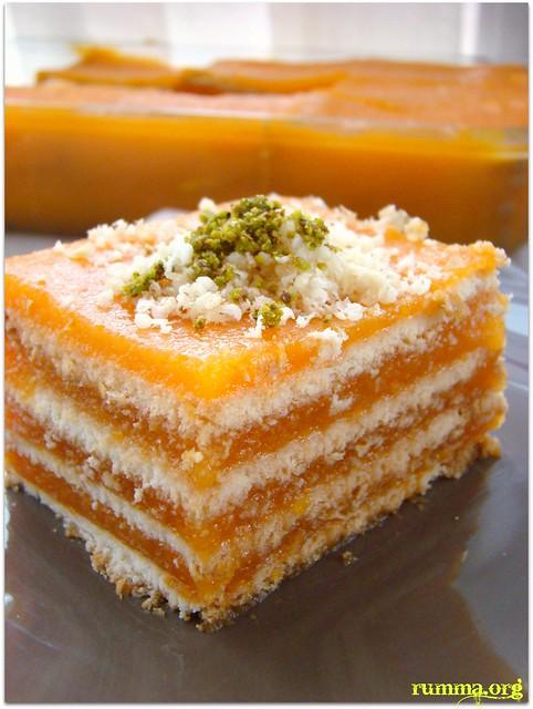 Bisküvili Pasta Tatlı Tarifi Tarifleri