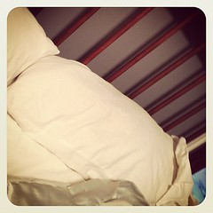 Where I sleep. #day11 #janphotoaday