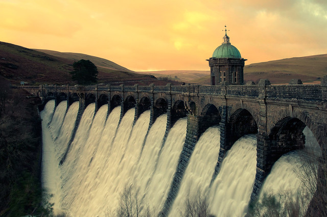 Craig Goch Dam (Explore #1)