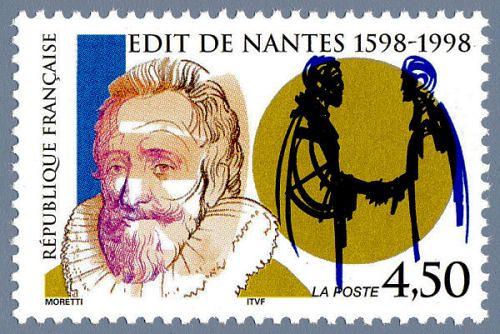 Edit de Nantes 1598-1998