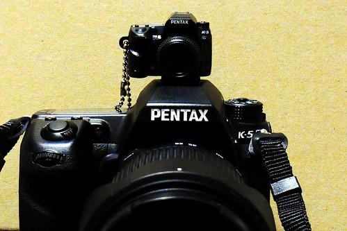 PENTAX K-5 フィギュア 1