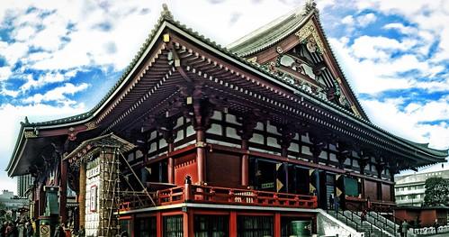 Asakusa Sensouji Temple