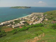 澎湖南方四島傳統聚落。(圖片來源:海管處)