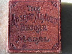Absent Minded Beggar medal box