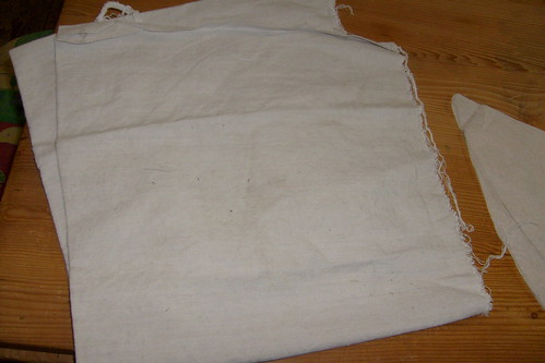 Linen for the Inside piece