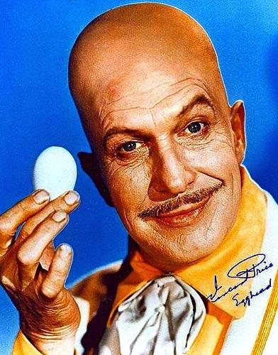 Egghead - Vincent Price