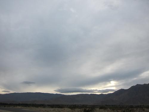 Borrego Springs, sky, clouds IMG_9090