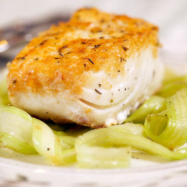 Potato Crusted Halibut Recipe. Perfect Golden Crunch to a Perfect Fish ...