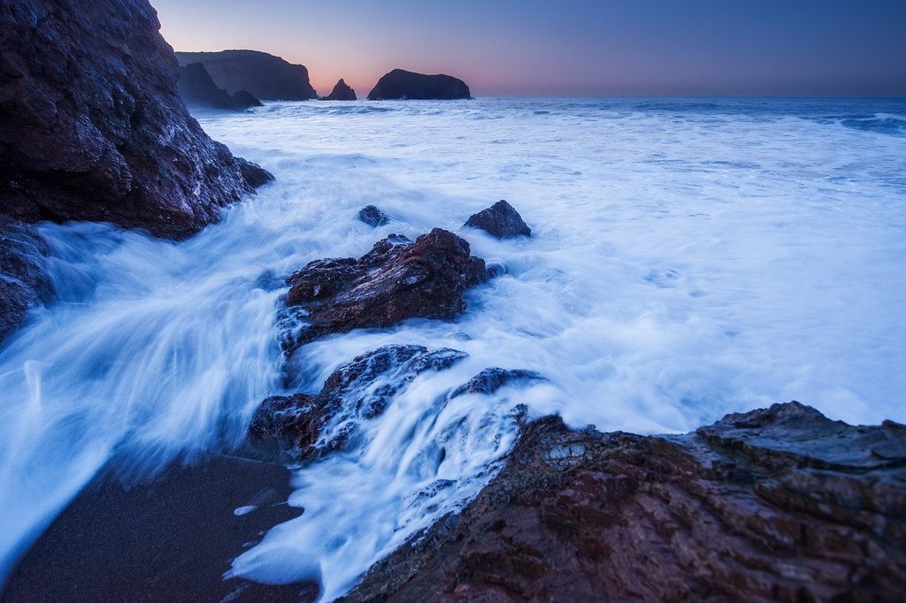 Rodeo Beach, the Maelstrom