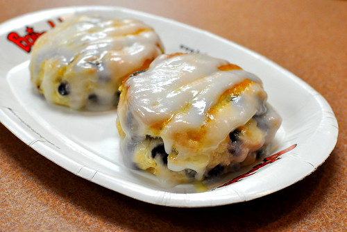 Bojangles'  Bo-Berry Biscuits