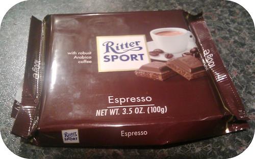Ritter Sport Espresso