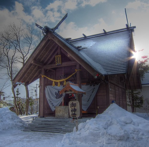 Sapporo-HDR on JAN 03, 2012  by wakkanai097