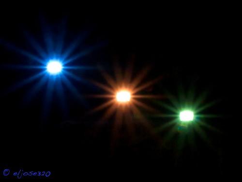 3 estrellas en mi salón. by Maclympico320