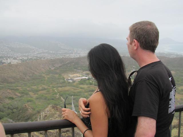 Jill and Glenn